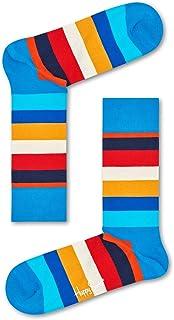 Big Stripe Hombre Calcetines Varios Colores