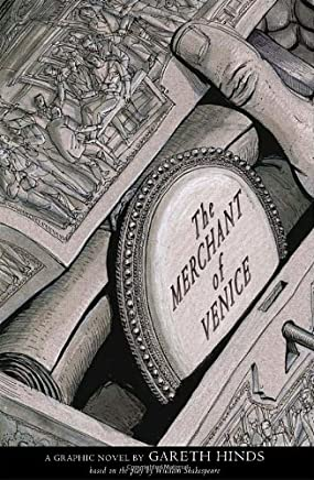 [The Merchant of Venice (Shakespeare Classics Graphic Novels)] [By: Hinds, Gareth] [August, 2008]