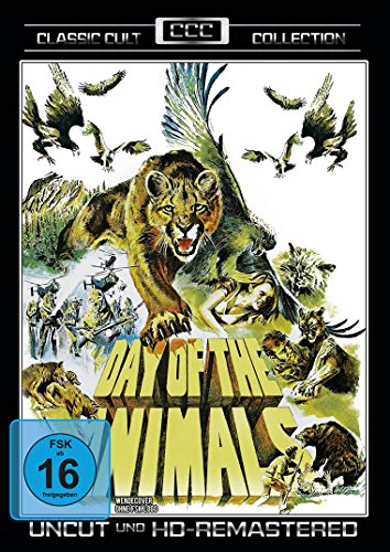 Day of the Animals (Classic Cult Edition)