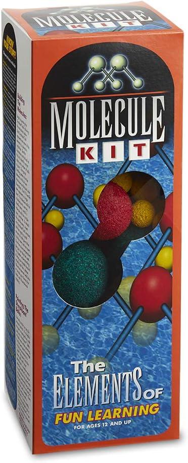FloraCraft Styrofoam Wholesale Limited price sale Molecule Pre-Painted Model Kit