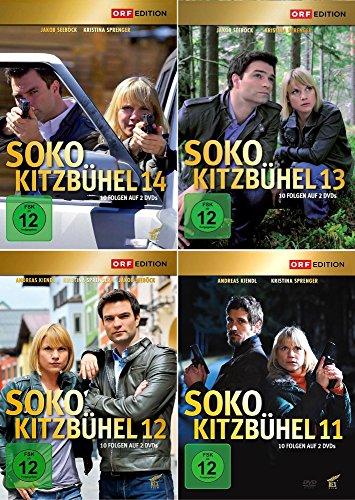 SOKO Kitzbühel - Box 11-14 (8 DVDs)