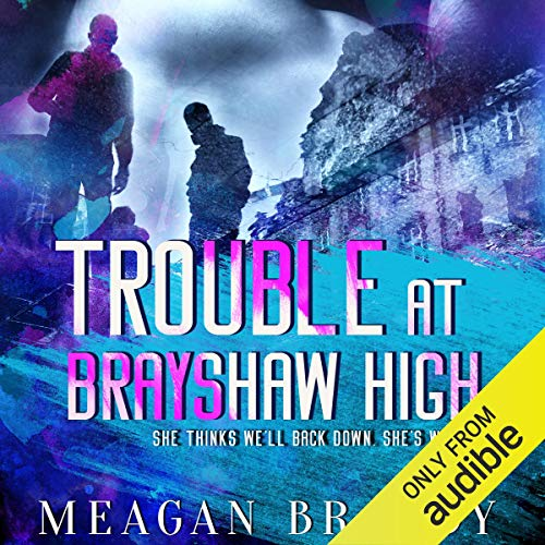 Trouble at Brayshaw High cover art