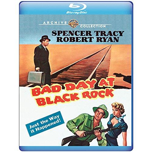 BAD DAY AT BLACK ROCK (1955) - BAD DAY AT BLACK ROCK (1955) (1 Blu-ray)