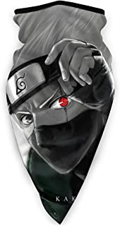 Naruto Balaclava - Reusable Dust-Proof Scarf For Outdoors Sports