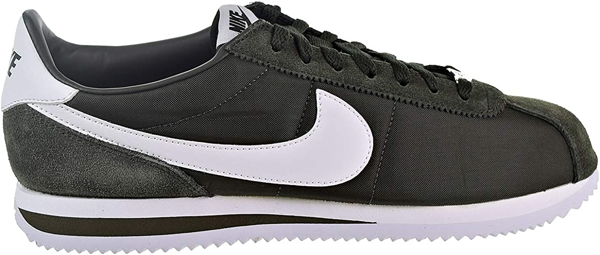 Nike Men& 39;s Classic Cortez Leather Casual chaussures