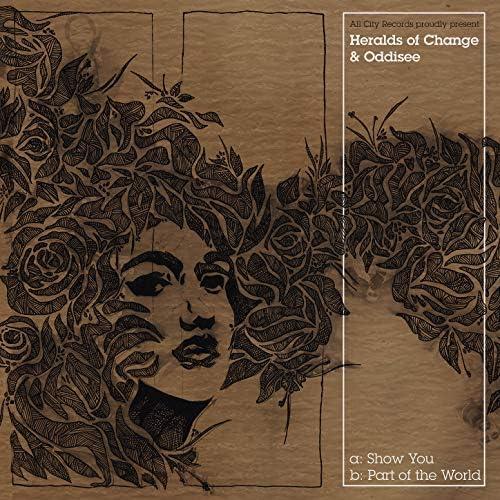 Heralds Of Change, Mike Slott & Hudson Mohawke