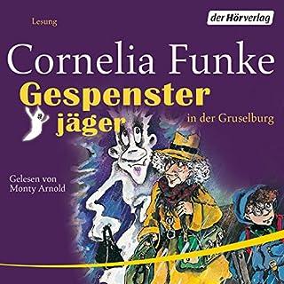 Gespensterjäger in der Gruselburg Titelbild
