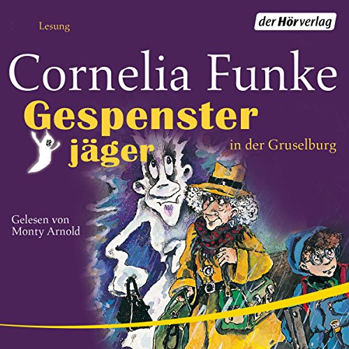 Gespensterjäger in der Gruselburg cover art