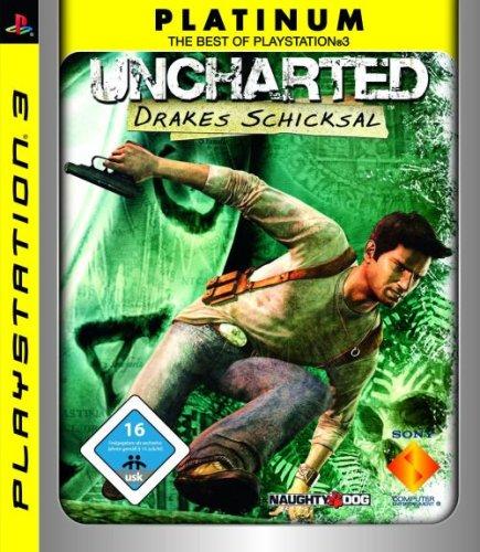 Uncharted Drakes Schicksal - Platinum -Jeux Console