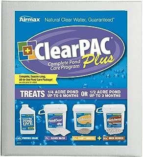 Airmax ClearPAC Plus - 1/4 Acre - w/o Algae Defense