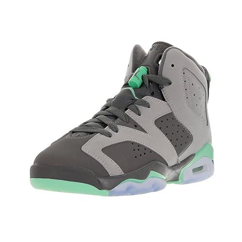 half off 45dfb c8cb0 Nike Mädchen Air Jordan 6 Retro Gg Basketballschuhe