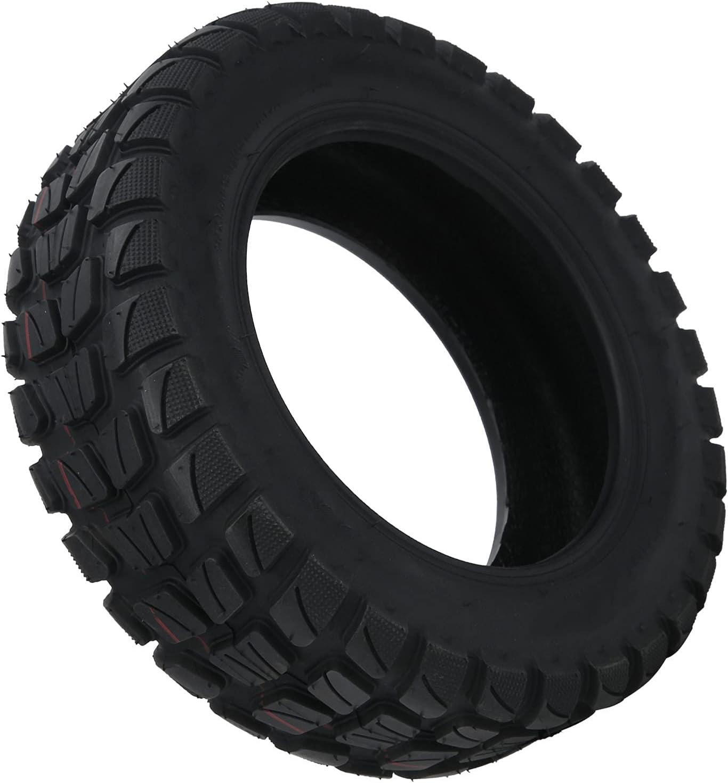 FOLOSAFENAR Neumático de vacío para Scooter, fácil de Desmontar, eficaz Resistencia al Impacto y amortiguación Neumático sin cámara de 11 Pulgadas para Scooter eléctrico