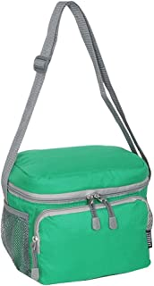 Cooler Lunch Bag, Emerald Green, One Size