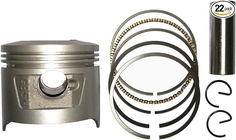GASKETS FOR HONDA CT70 SHORT ENGINE KIT CYLINDER,PISTON,RINGS 1969-82-91-94