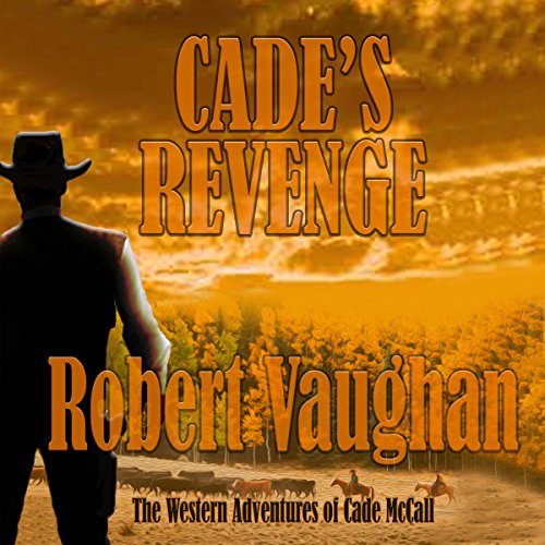 Cade's Revenge  By  cover art