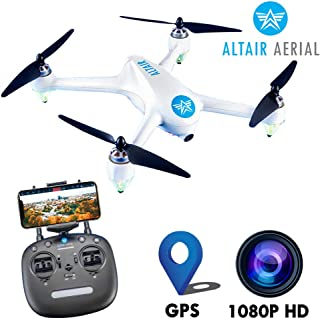 Altair Outlaw SE GPS Drone with Camera | 1080p HD 5G WiFi Photo & Video FPV Drone | Free Priority Shipping | Adults & Teens, GPS, Auto Return Home & Follow Me, Easy to Fly! (Lincoln, NE Company)