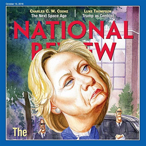 National Review - October 10, 2016 audiobook cover art