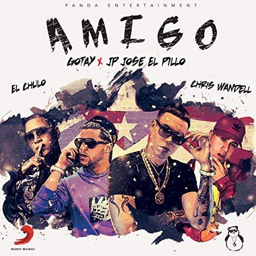 JP feat. Gotay, Chris Wandell & El Chulo