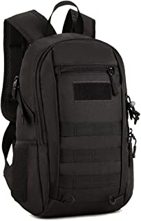 Travel Backpack Casual MOLLE Daypack School Backpack for 11in Laptop
