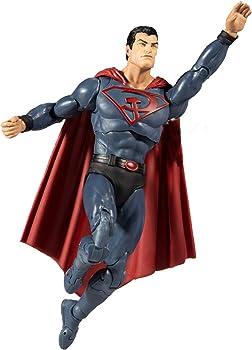 McFarlane Toys DC 7 Inch Multiverse Superman