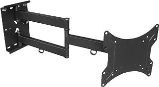 DRALL INSTRUMENTS Universal TV Wandhalterung für 16 40 Zoll (39,6 101,6 cm)   Ausziehbar bis 65 cm Schwenkbar Neigbar   Halterung für LED LCD 3D HD Plasma Fernseher   VESA 100 200 schwarz Modell: L22B