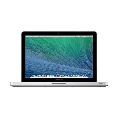 "Apple MacBook Pro 13"" Retina Argent (2015) (Intel Core i5, 8 Go de RAM, SSD 128 Go, Intel Iris Graphics 6100, Mac OS Yosemite)"