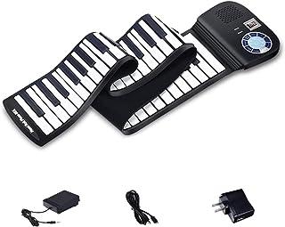 iLearnMusic Roll Up Piano   Portable Keyboard Piano   Hand R