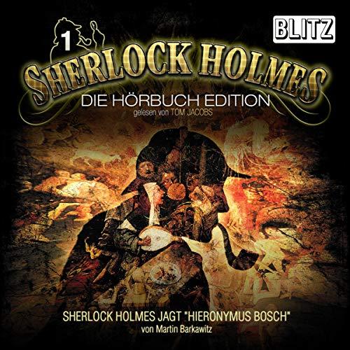 Sherlock Holmes jagt Hieronymus Bosch Titelbild