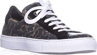Belstaff Dagenham Low Rise Fashion Sneakers, Tamsin Gold