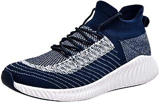 MMOOVV Herren Damen Mesh Turnschuhe Casual Outdoor Sportschuhe Runing Soft Bottom Sneakers(EU35.5/EU42)
