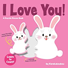 I Love You!: A Puzzle Pieces Book