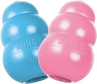 KONG Medium Puppy Teething Toy - Colors May Vary