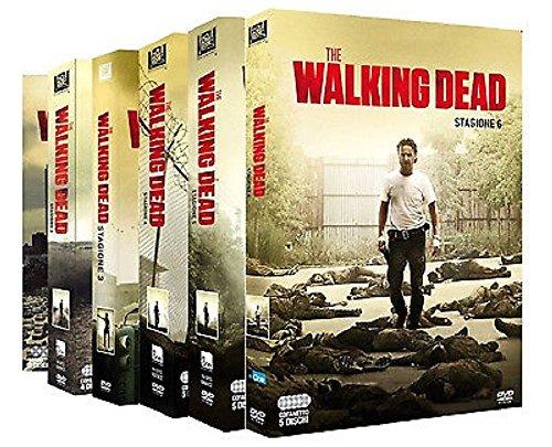 The Walking Dead - Stagioni 01 - 06 (Dvd)