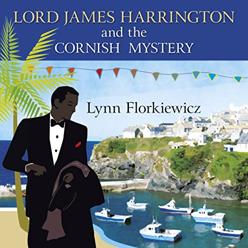 Lord James Harrington and the Cornish Mystery audiobook cover art