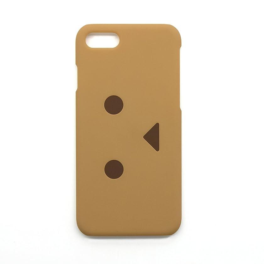 喜んで緩める投獄cheero Danboard Case for iPhone 7 / iPhone 8 (ライトブラウン) CHE-801-BR