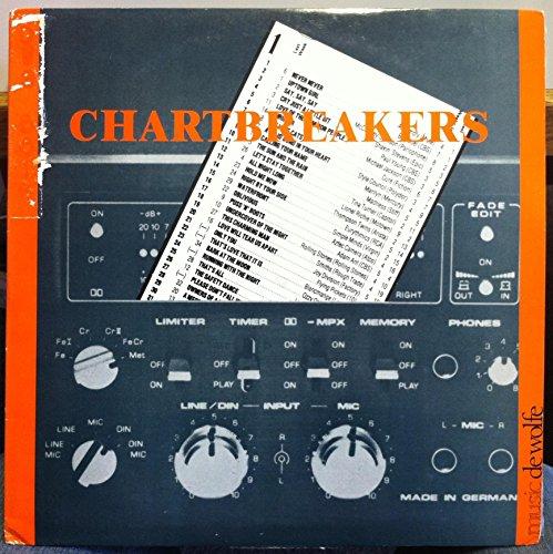 WOZO DE WOLFE CHARTBREAKERS vinyl record