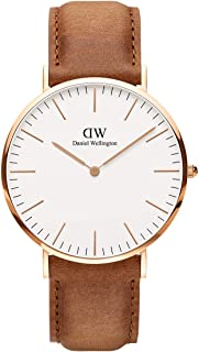 Daniel Wellington Men Classic Durham, Rose Gold 40 mm - DW00100109