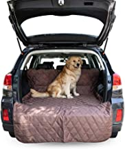 FURRY BUDDY Dog Car Seat Cover for Cars, Trucks, SUVs, Pet Car Seat Cover 100% Waterproof &Non-Slip Backing &Hammock Convertible