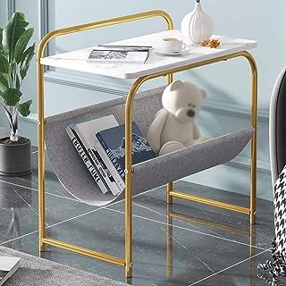 Meubles Modernes Table Basse Tables d'appoint Table de Chevet Petite Lampe Table Bureau d'ordinateur Portable Table d'angl...