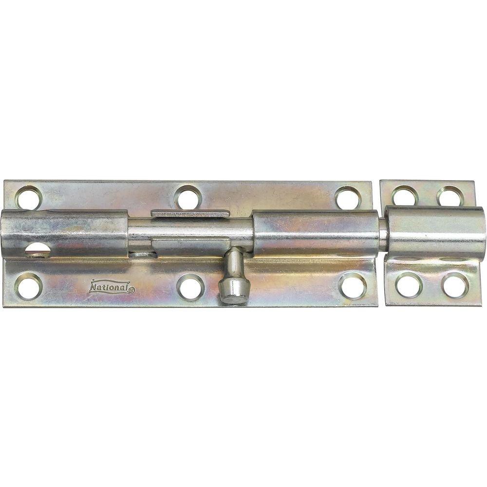 National Hardware N162-388 V831 Barrel Bolt in Zinc plated