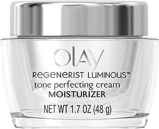 Olay Regenerist Luminous Tone Perfecting Cream 1.7oz, 2 Pack