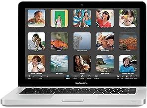 Apple Macbook Pro MD102LL/A - 13.3in Laptop (2.9 GHz Intel Core i7 Processor, 8GB RAM, 750GB HDD) )(Renewed)