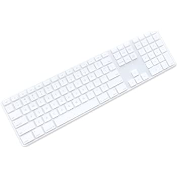 Wired Keyboard Black Computer Keyboard Multimedia Wired Ultra-Thin Keyboard with Keyboard Cover Protector Skin Color : Black