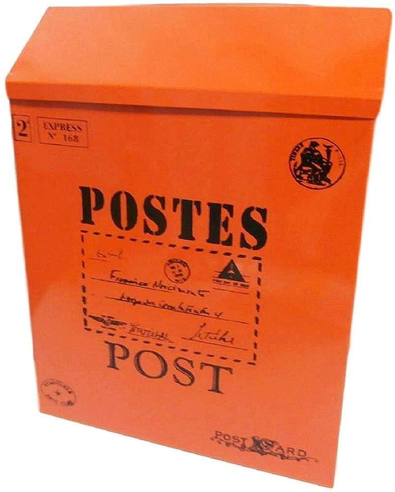 BOC Buzones de correo montados en la pared Buzón de correos Buzón de correo montado en