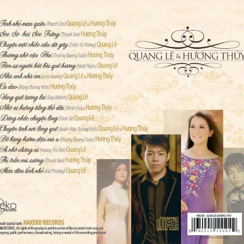 Quang Le ft Huong Thuy