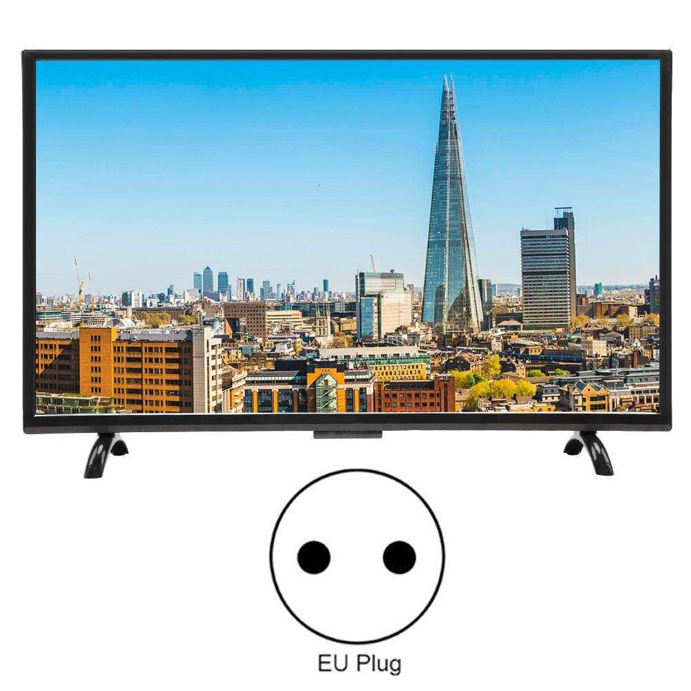 ASHATA 43 Pulgadas HDMI TV de Curvo de Pantalla Grande, 1920x1200 ...