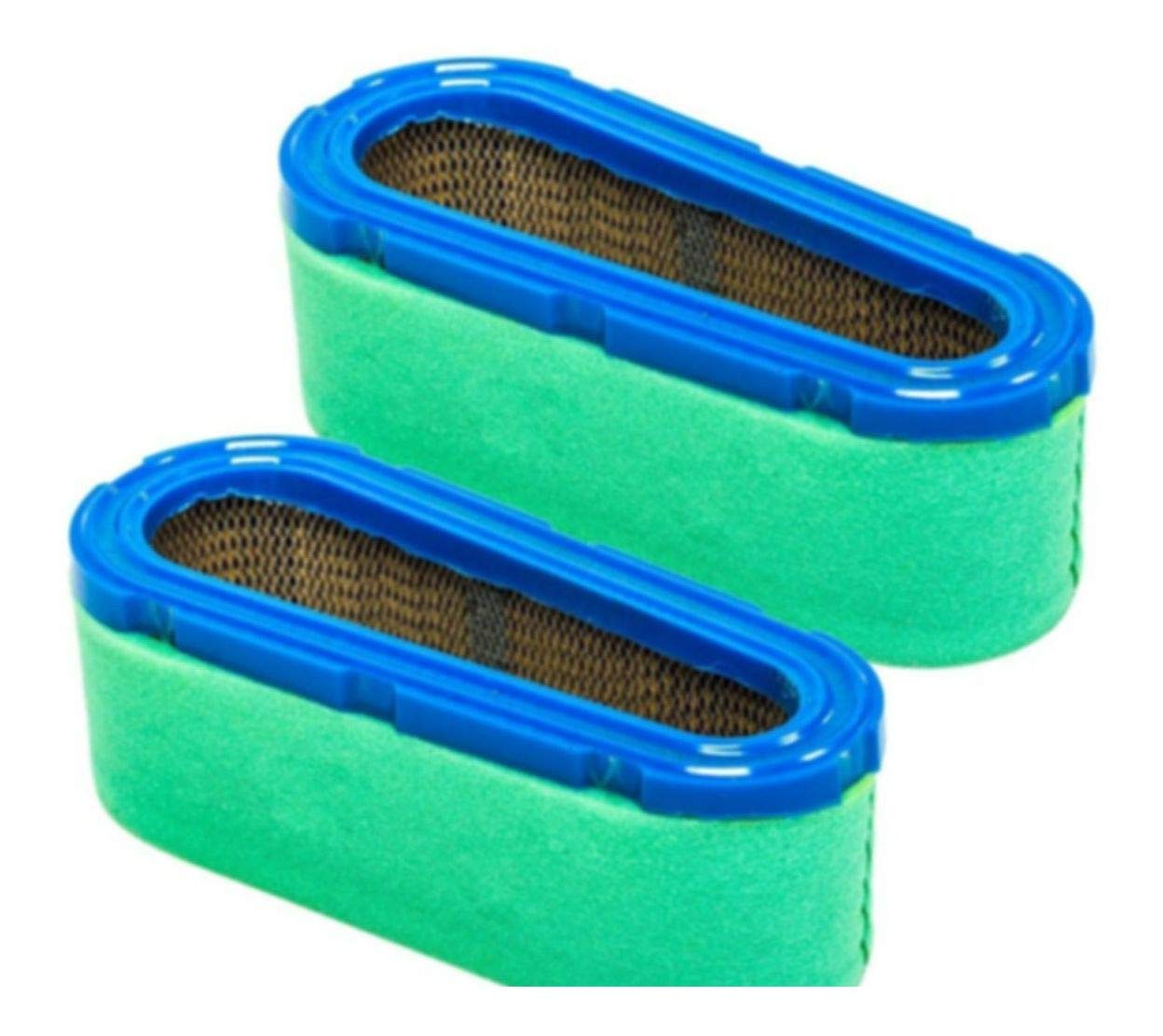 Compatible Parts_ 2PK Air Filter Popular shop Fresno Mall is the lowest price challenge Pre Kit ВrіggsStr for