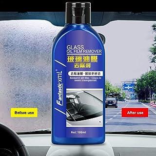 MINISTAR Mini Lot de 2 balais de Nettoyage pour Pare-Brise de Voiture Nettoyeur de vitre nettoyant pour vitres de Voiture kit doutils
