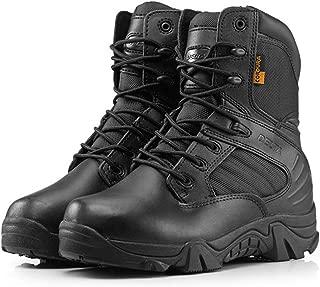 W/üste Armee Combat Patrol Tactical Milit/ärische Sicherheit leicht Seude Leder Jungle Stiefel