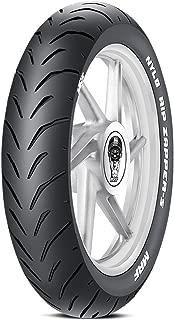 MRF Zapper-S 20894120 130/70 R17 62P Tubeless Bike Tyre, Rear (Black)